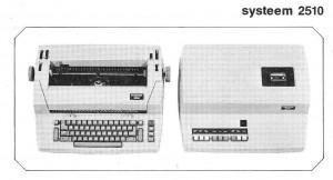 IBM Kogelkop schrijfmachine